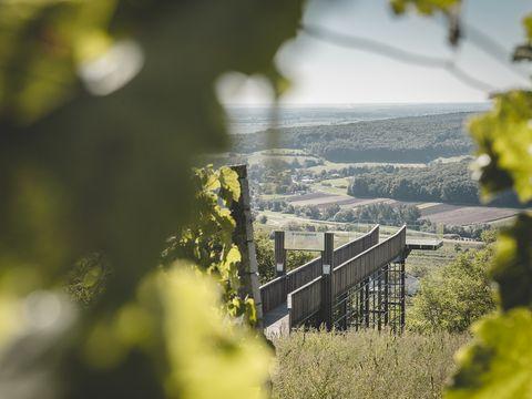 Aussichtsplattform Weinblick am Eisenberg