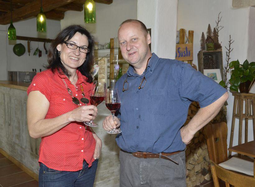 Ihre Gastgeber Eva & Martin Weinek